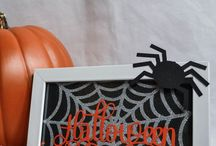 Halloween / Ideas & printables to inspire you for Halloween-themed clothing, parties, and decorations.