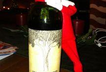 Naughty elf on the shelf / by Shannon Holbrooks