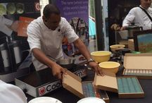 The Chefs Forum - 06/07/2015 / Cacao Barry Chocolate Heaven Masterclass!