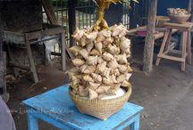 Lombok Culinary / Traditional Lombok culinary.