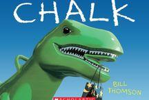 book nook: chalk