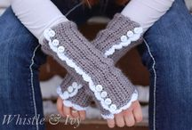 Arm and leg warmers