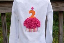 Birthday Party Ideas / by Zoe {Sew It Girl}