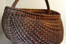 Basketry & Fiber Arts / by Caroline Crain