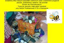 Szkoła Podstawowa nr 32 Warszawa Akademie Przyjaciół Pszczół
