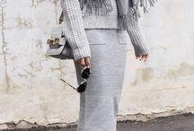 Женская Мода 2017 Зима