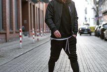 Anton's board. / Teen male fashion
