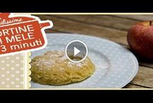 Ricette con mele - Recipes with apples