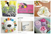 Baby Shower Ideas / by Merisa Eavenson