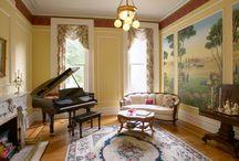 Interior - DuPont Mansion B&B, Louisville KY