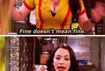 Two broke girls makes me happy