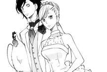 Pary z anime