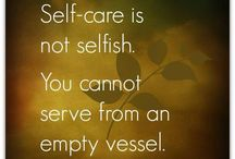 Care and Self-Care