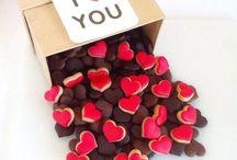 Galletas de San Valentín 2015 / Galletas de San Valentín