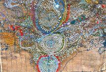 Fibre Art / by Lisa Snyman