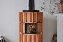 Poele / Wood-burning stove