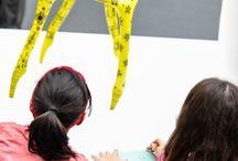 Programmation / Conférences, ateliers pédagogiques, films, démonstrations ... de nombreux événements, tous plus pétillants les uns que les autres jalonnent la biennale internationale des métiers d'art et de la création