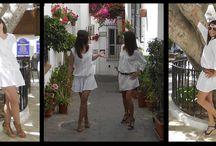 #moda #ibicenca en Mojácar www.todovestidos.es / #moda Ibicenca en todovestido.es