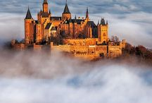 majestic castles of the world