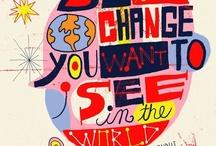 Graphic Design Inspiration / by Blake Fleming