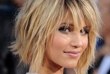 Dare to Wear The Hair! / Hairstyles I would LOVE to Try!!!! / by Melissa B