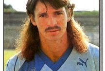 Football mullets / Football mullets. A celebration of some of the worst haircuts money can buy.  Mock them like you love them.