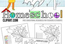 Homeschool Seasonal