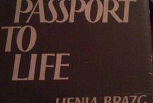 Book Review: Passprt to Life / Henia Brazg