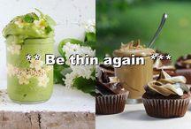 My diet a