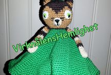 My own crochet designs / Here you can view my own designs of amigurumis, clothes and more
