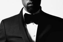 male black&white