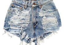 Shorts de Jeans y Elegantes