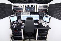 Studios / A world full of home, recording, mixing and mastering studios.
