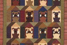 Hus quilt