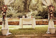 Outdoor Weddings / Inspiration for outdoor weddings