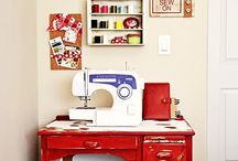 Sewing/Craft Station