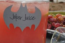 My super hero party Ideas??? / by Tracie Ewing