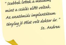 Mellnagyobbítás / Mellnagyobbítás, mellplasztikai eljárások Budapesten