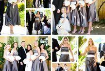 Grey and Neutral Weddings