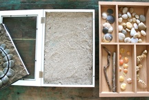07. SAND TRAYS ACTIVITIES /  SAND TRAYS / KIDS ACTIVITIES / by Maria Lapappadolce