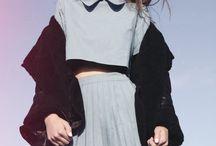 Allysa curled hair