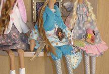 Тильда и куклы