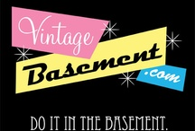 Vintage Basement blog / There are Vintage Basement's blogs - join in at blog.jackimoss.com - blog about music and old hippie stuff and more.