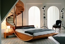 Be-d-ifferent / Unusual bed designs