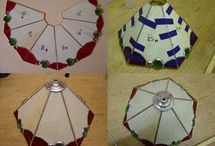 6 panelen lamp maken