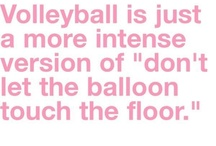 Volleyball / by Mikaelah