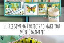Non-clothes sewing projects