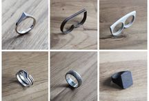 Rings, Pendants, Keychains
