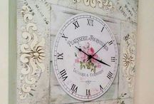 reloj art
