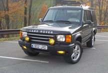 Land Rover / by Lamin-x Protective Films